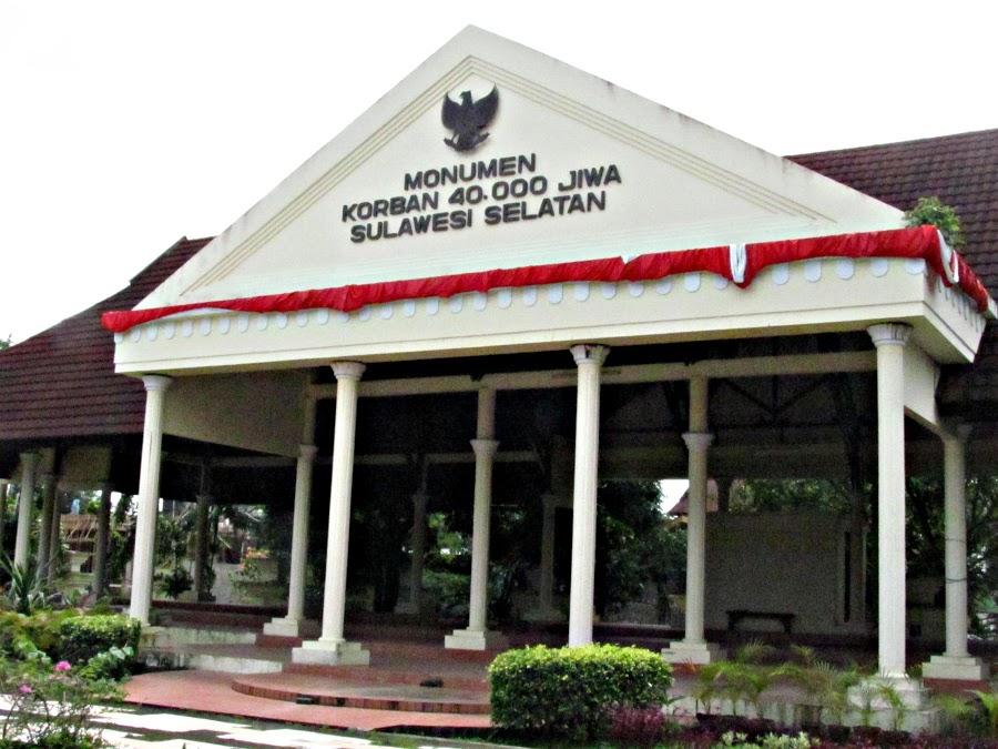 Places Kota Makassar Indonesia Sebutan Gampangnya Monumen Westerling Nama Resminya
