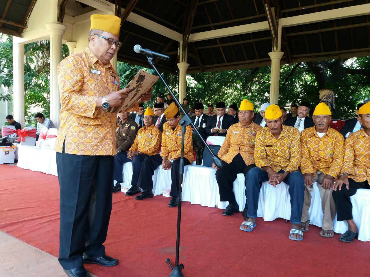 Upacara Peringatan Hari Korban 40 000 Jiwa 71 Sulawesi Selatan