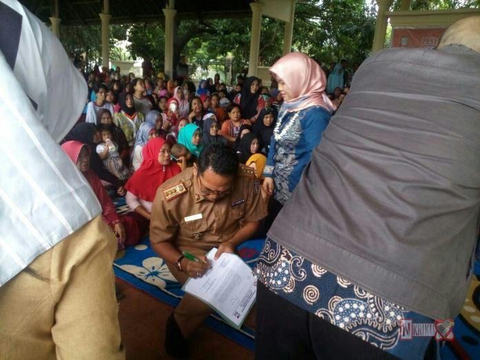 Warga Penerima Polis Ausransi Jiwa Dinsos Makassar Bilang Kota Monumen