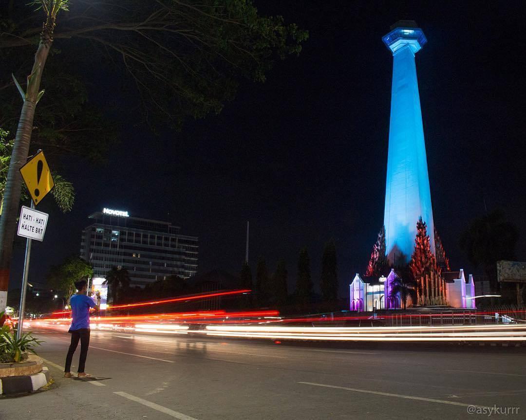 Destinasi Wisata Kota Makassar Sulawesi Selatan Guide Monumen Mandala Pembebasan