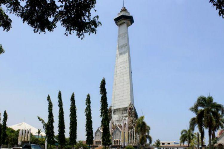 Makassar Merdeka Napak Tilas Monumen Bersejarah Mandala Pembebasan Irian Barat
