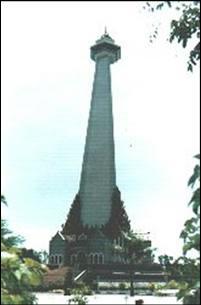 Monumen Mandala Bahrul Makassar Blog Tujuannya Sebagai Tugu Peringatan Operasi