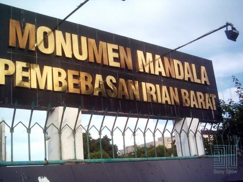 Monumen Mandala Bangun Buat Lupakan Tinggal Hidup Singgah Makassar Lihat