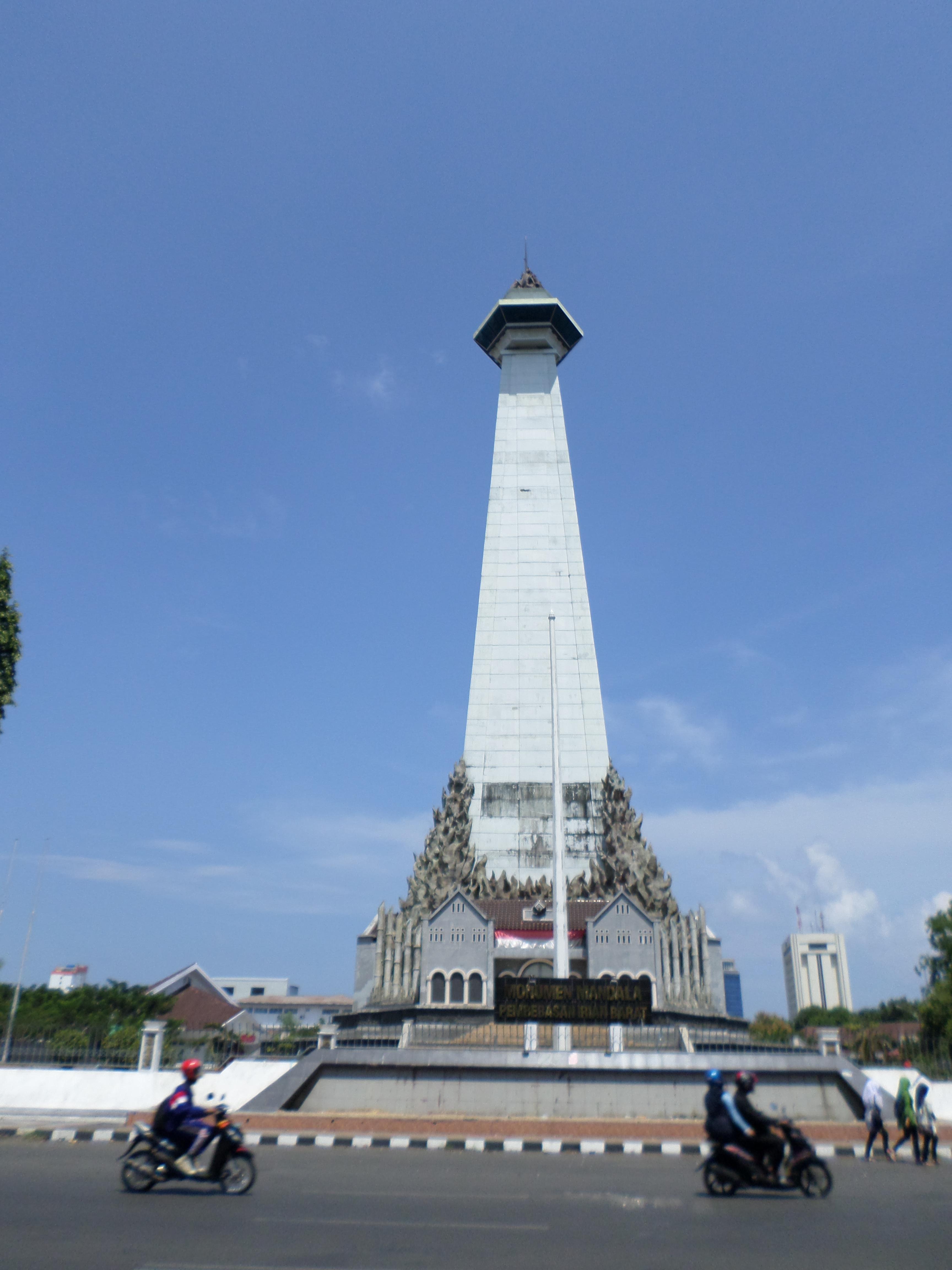 Monumen Mandala Monas Makassar Akbar Mangindara Samsung Camera Pictures Meskipun