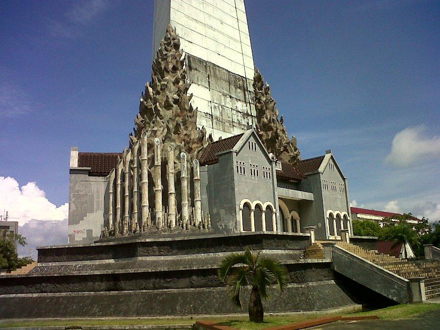 Monumen Mandala Pembebasan Irian Barat Kota Makassar