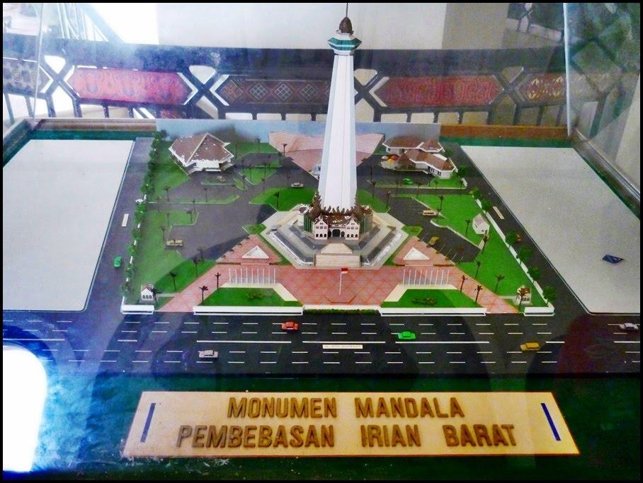 Raddien Happiness Fun Heritage Future Monumen Prasasti Anggota Tni Gugur