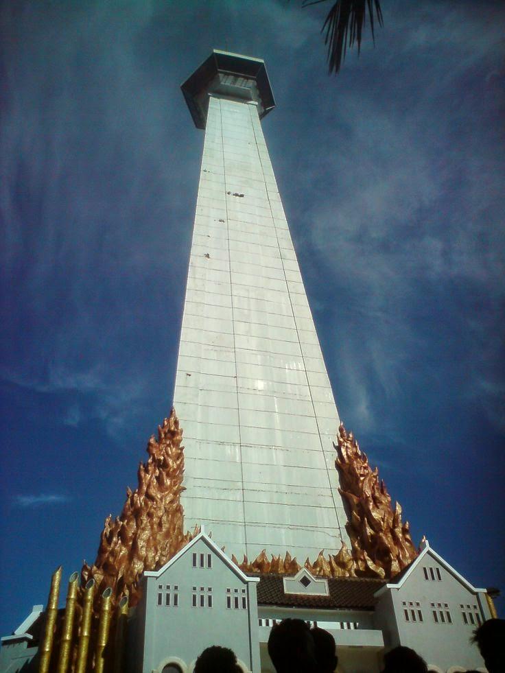 Sejarah Monumen Mandala Tempat Wisata Terindah Pembebasan Irian Barat Kota