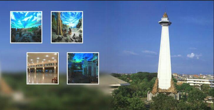 Sejarah Tersimpan Sulawesi Monumen Mandala Wattpad Fiksisejarah Makassarpunya Pembebasan Irian