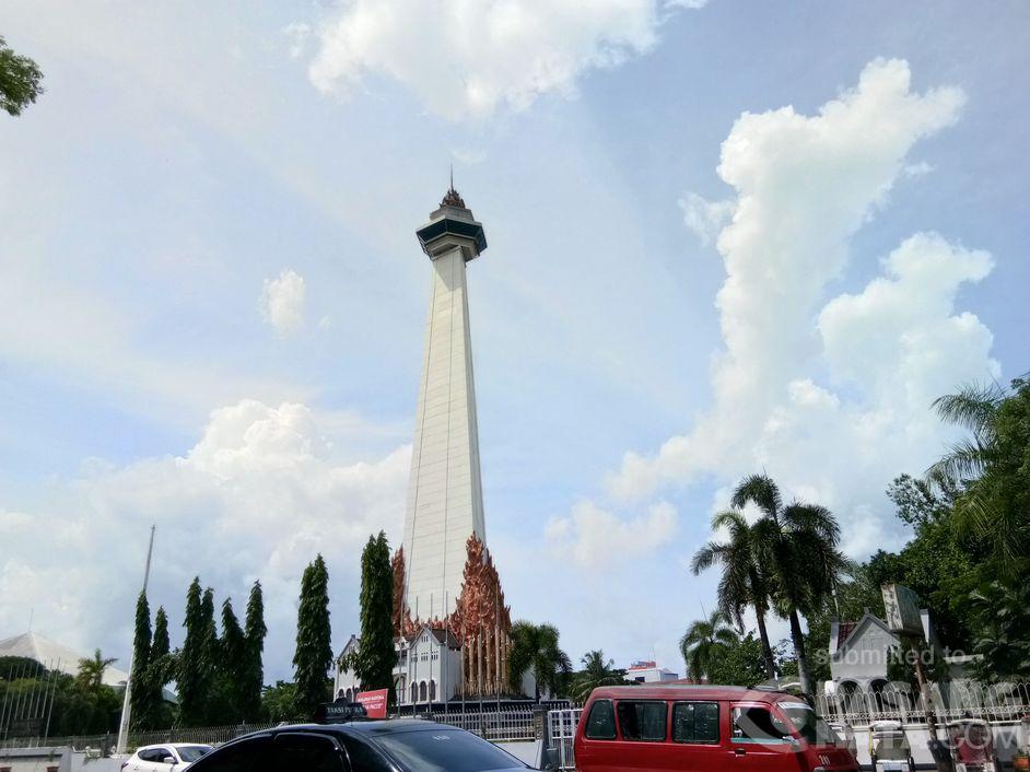Yuk Mampir Monumen Mandala Makassar Wisata Pasangmata Pembebasan Irian Barat