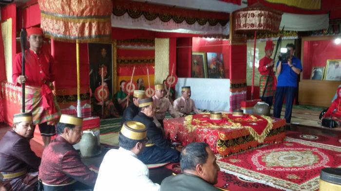 Adnan Kio Tiba Istana Balla Lompoa Tribun Timur Museum Kota