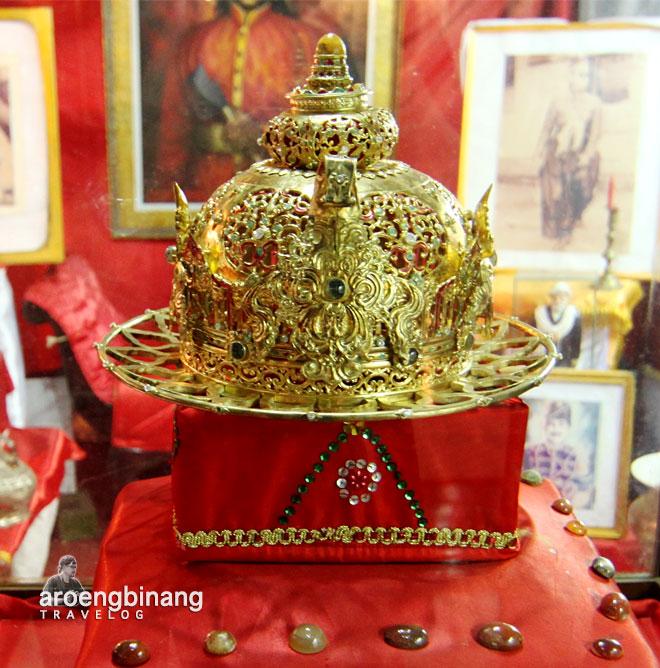 Aroengbinang Museum Balla Lompoa Gowa Kota Makassar