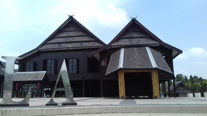 Balla Lompoa Wisata Sekaligus Belajar Sejarah Tribunnews Museum Kota Makassar