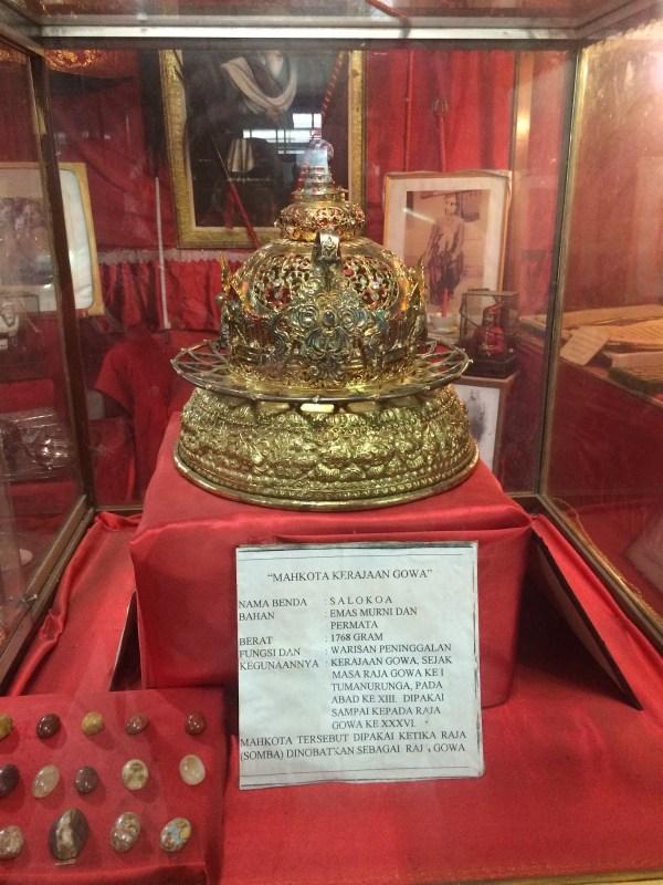 Destinasi Wisata Sejarah Sulawesi Selatan Museum Balla Lompoa Mahkota Raja