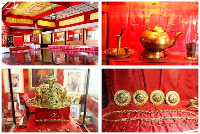 Hari 4 Istana Balla Lompoa Jejak Kaki Koleksi Museum Kota
