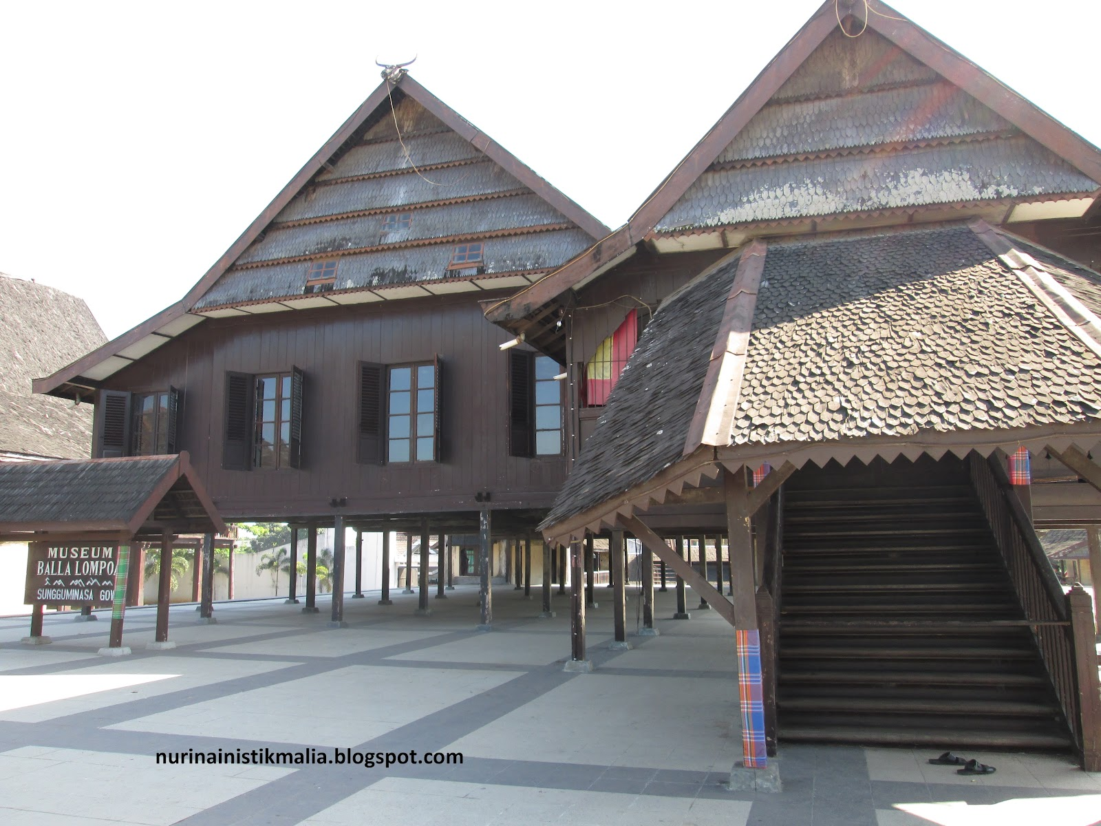 Impian Istikmalia 75 Imperium Gowa Makassar Part 2 Museum Balla