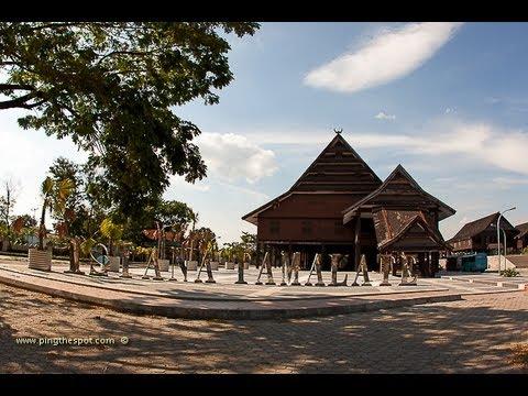 Istana Tamalate Museum Balla Lompoa Gowa South Sulawesi Youtube Kota