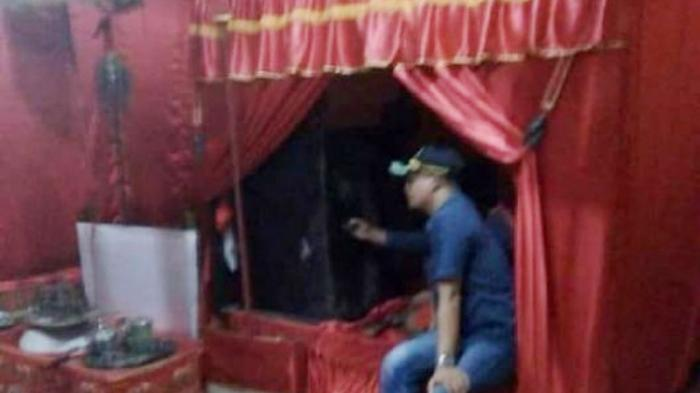 Kasatpol Pp Gowa Dilaporkan Merusak Museum Balla Lompoa Kota Makassar