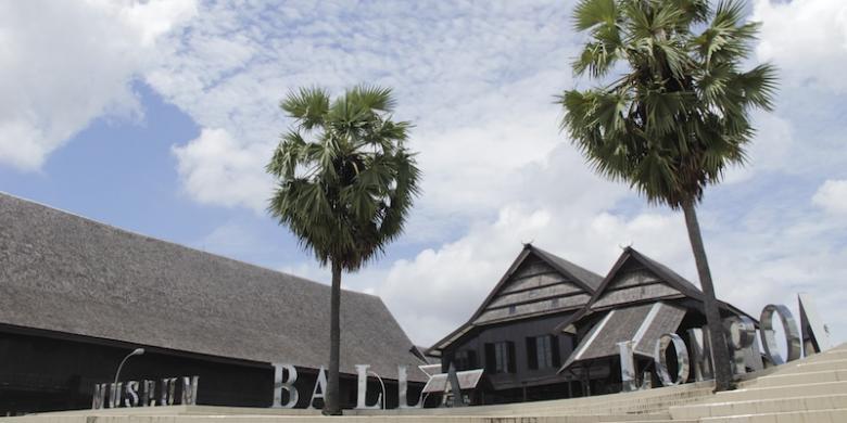 Kemegahan Balla Lompoa Gowa Kompas Museum Kota Makassar