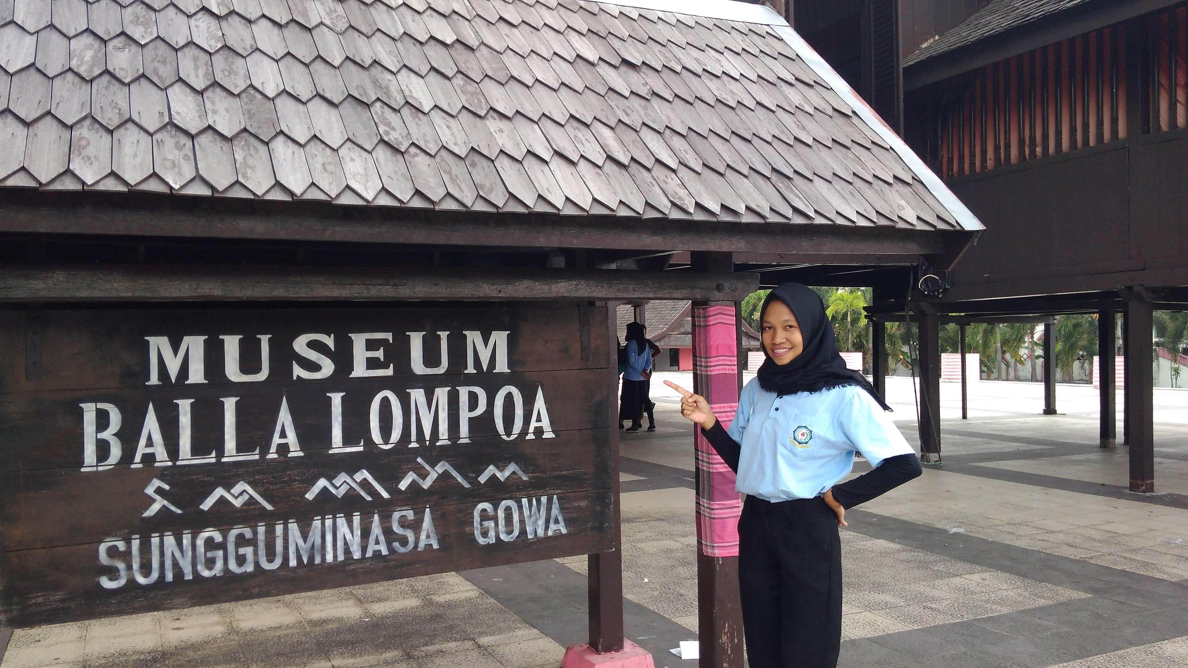 Makassar Gowa Museum Balla Lompoa Karnilakarim Berfungsi Sebagai Tempat Menyimpan