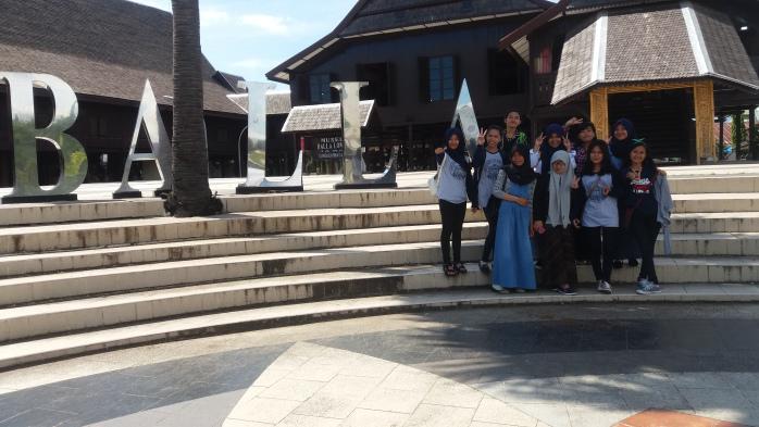 Museum Balla Lompoa Gowa Dafrosa Travel Terletak Jl Sultan Hasanuddin