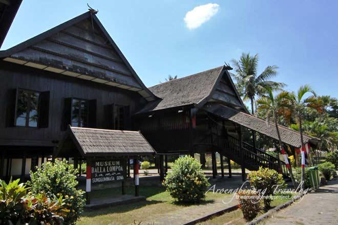 Museum Balla Lompoa Kabupaten Gowa Sulsel Baca Beritasulsel Kota Makassar