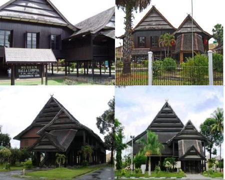 Museum Balla Lompoa Wisata Sulawesi Rumah Adat Kota Makassar