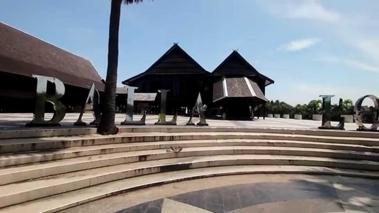 Museum Balla Lompoa Youtube Kota Makassar