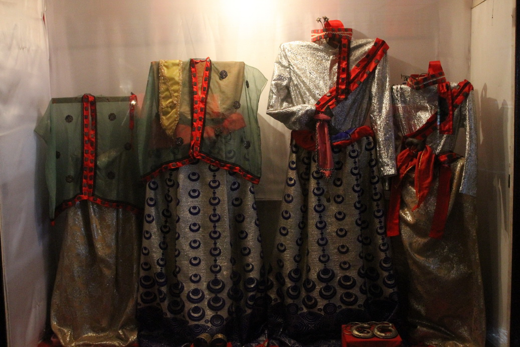 Peninggalan Kerajaan Gowa Museum Balla Lompoa Simply Img 0806 Kota