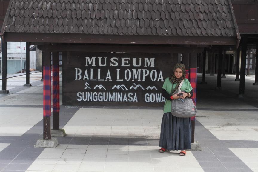 Peninggalan Kerajaan Gowa Museum Balla Lompoa Simply Menurut Acok Tour