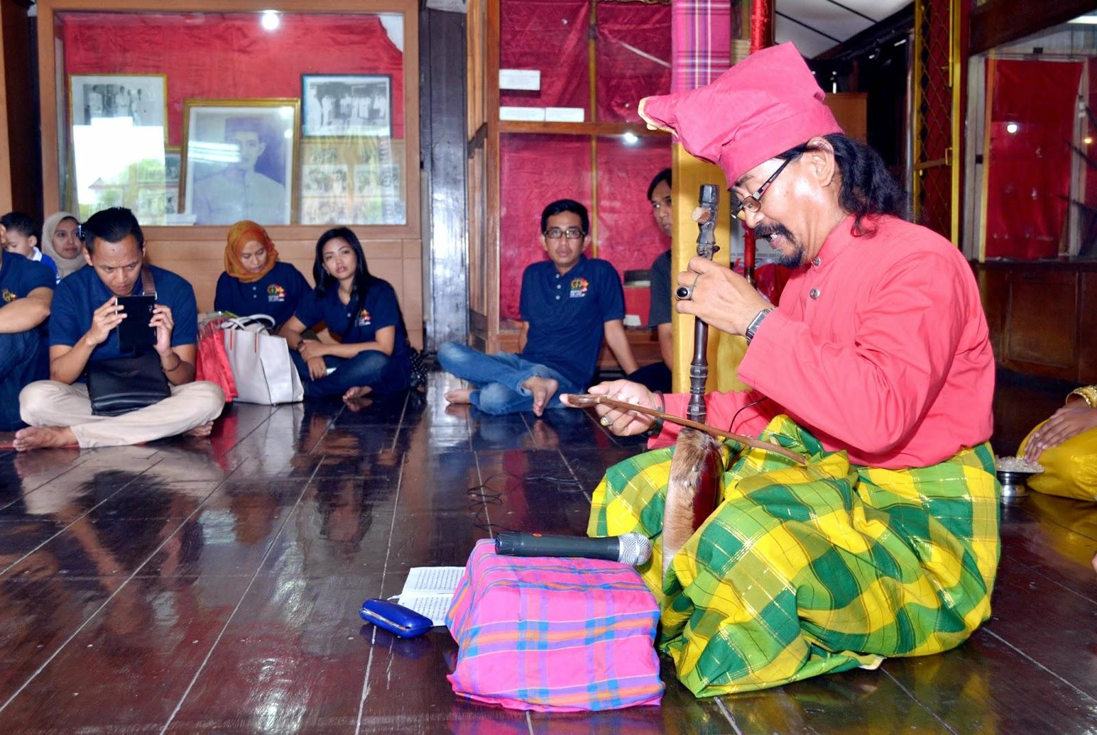 Rr Studio Buloa Tallo Museum Balla Lompoa Gallery Kota Makassar