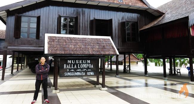 Sekejap Balla Lompoa Tunawisma Bahasa Makassar Berarti Rumah Kebesaran Dinamakan