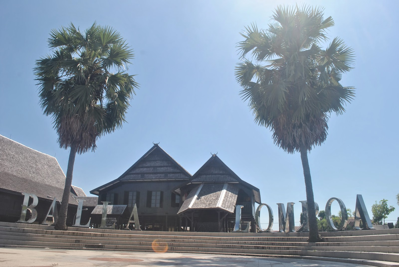 Taurungkana Butta Gowa Young Man Museum Balla Lompoa Kota Makassar