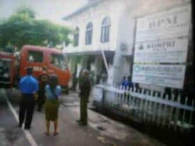 2 Instalasi Listrik Museum Kota Makassar Rusak Tribun