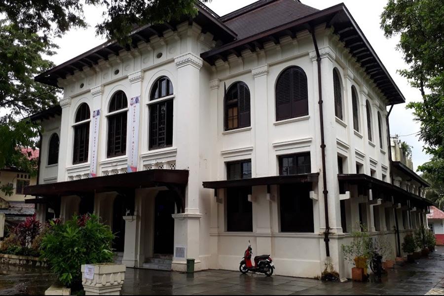 51 Tempat Wisata Makassar Menarik Wajib Dikunjungi Museum Kota