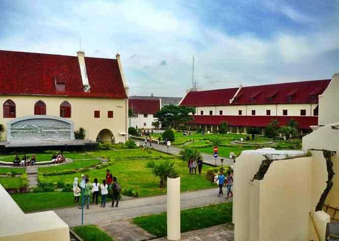 7 Destinasi Wisata Bersejarah Kota Makassar Beritamks Telusuriindonesia Museum