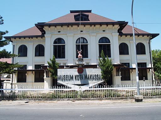 Arung Pallaka Wisata Tour Travel Museum Kota Makassar Sebuah Bangunan