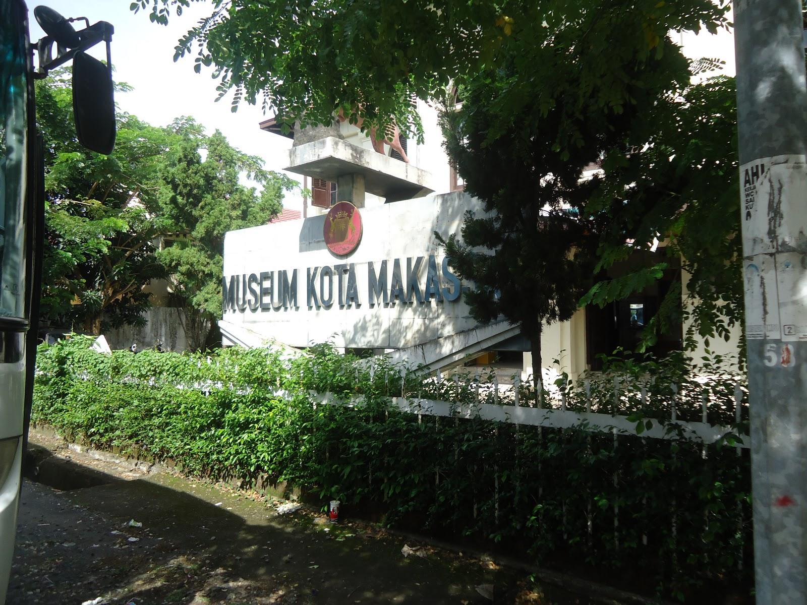 Bangunan Belanda Makassar Luar Awwa Share Museum Kota