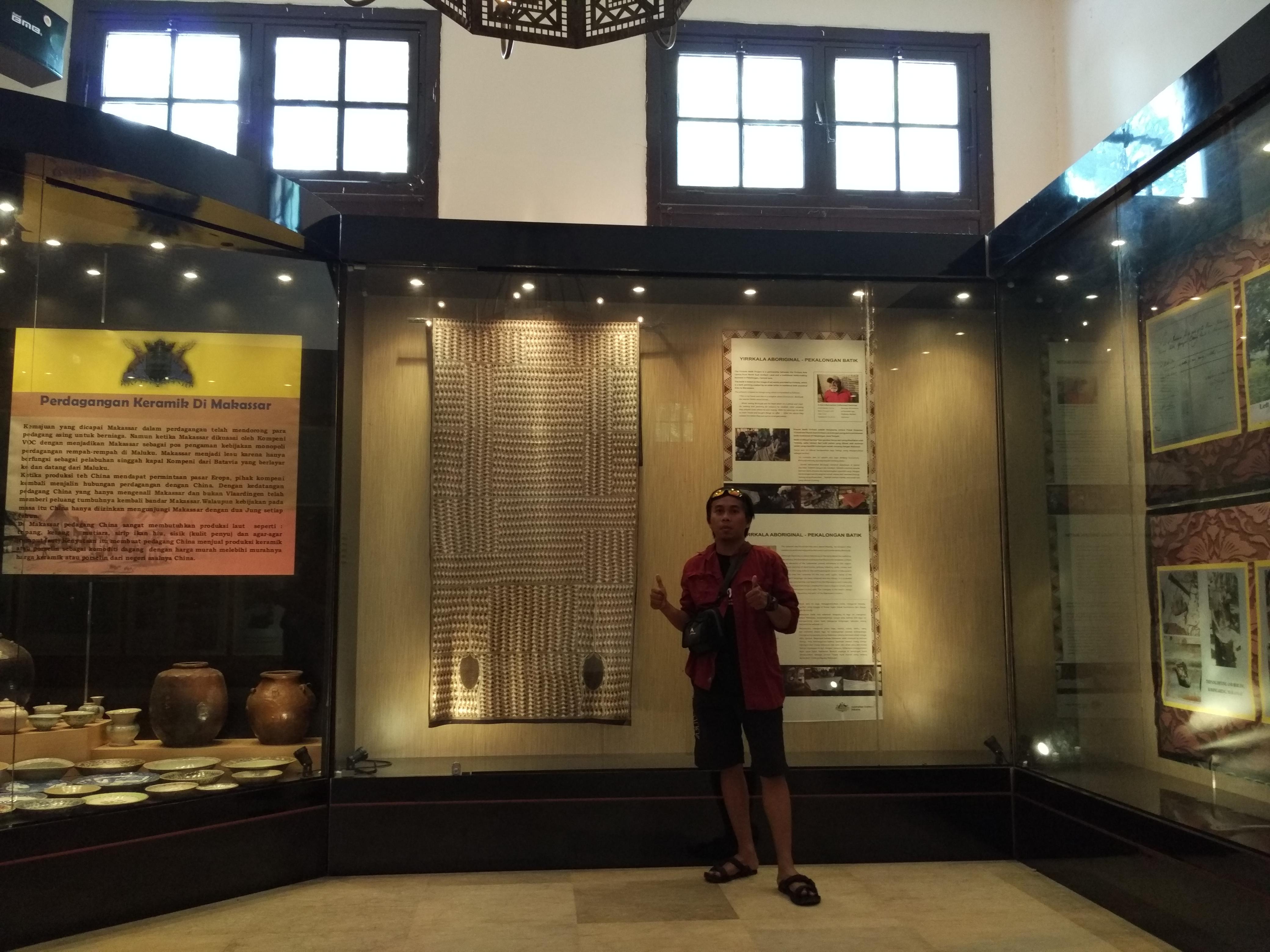 File Museum Kota Makassar Hiasan Jpg Wikimedia Commons