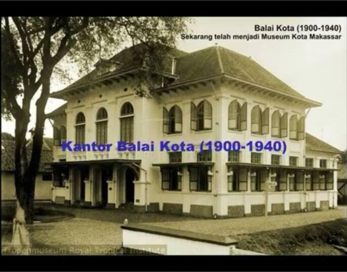 Kumpulan Foto Tempo Doeloe Makassar Sulawesi Selatan Kak Abdhi Kantor