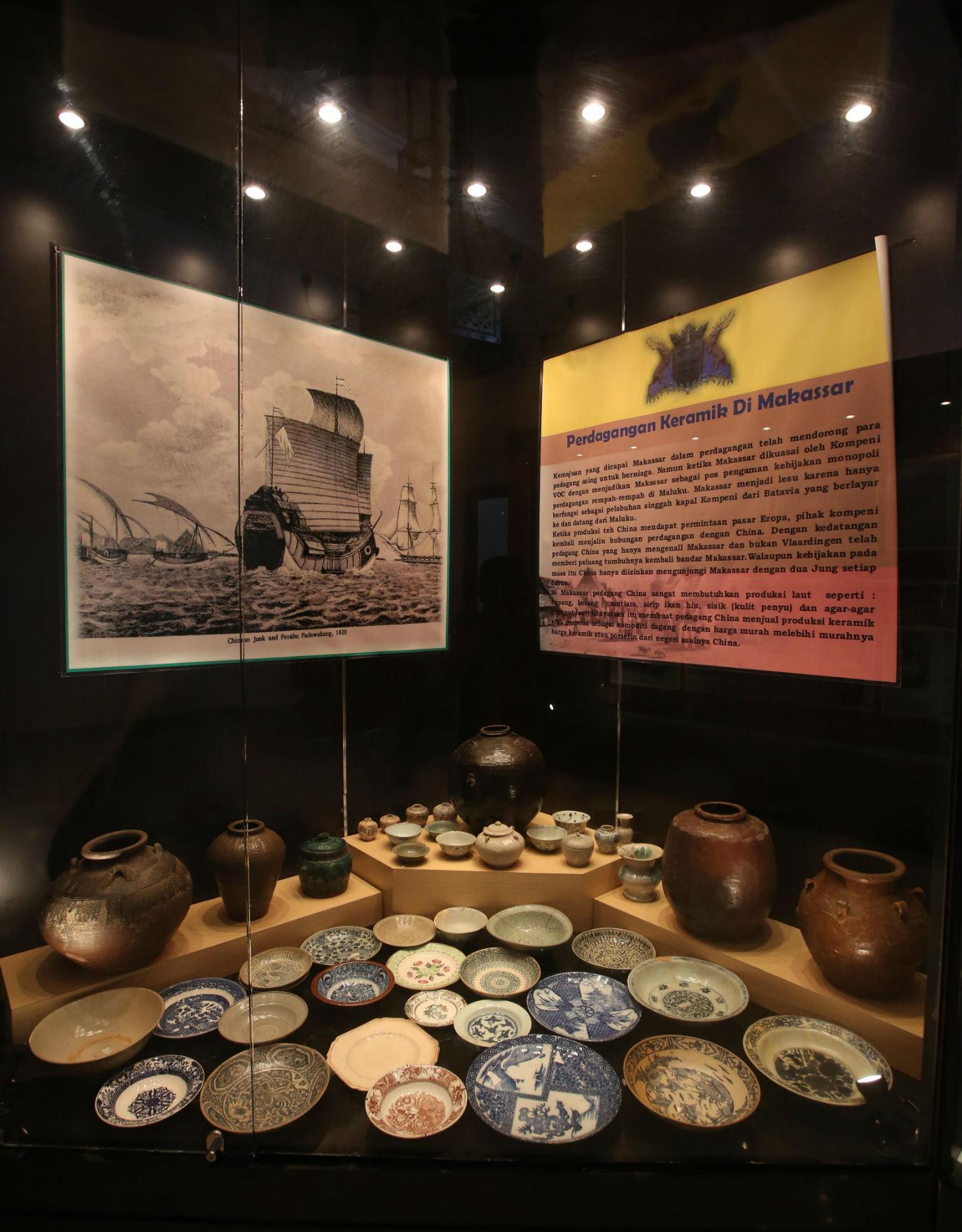Makassar Merdeka Foto Menengok Koleksi Museum Kota
