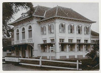 Makassar Tempo Dulu Doloe Museum Kota 1960