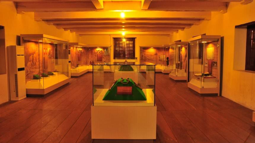 Museum La Galigo Kota Makassar