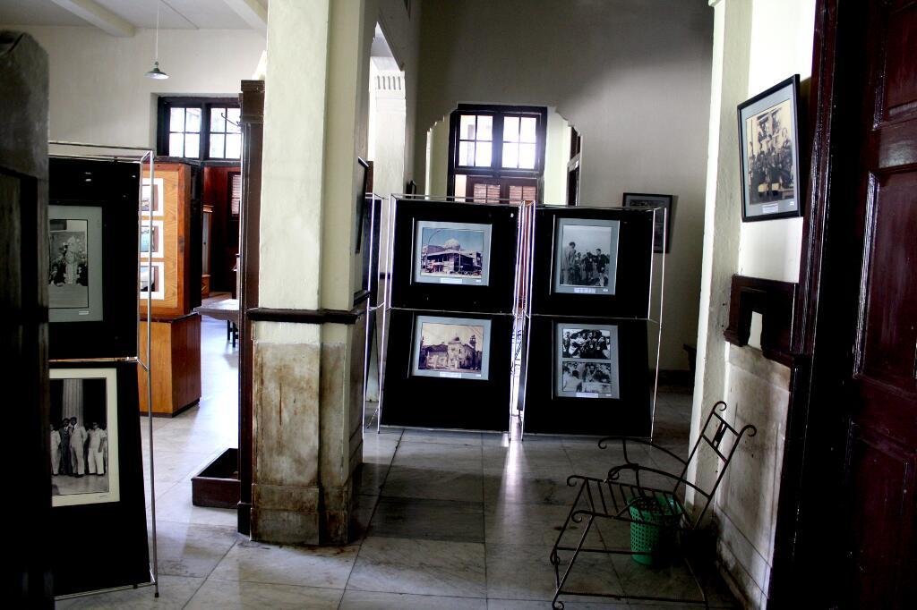 Ornamen Bangunan Tua Museum Kota Makassar Panduan Wisata Keliling Foto