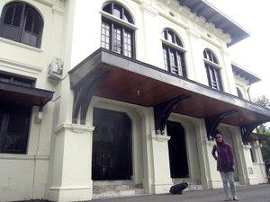 Ornamen Bangunan Tua Museum Kota Makassar Panduan Wisata Keliling Sebuah