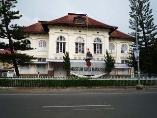 Ornamen Bangunan Tua Museum Kota Makassar Panduan Wisata Keliling Terletak