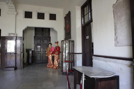 Potret Berkunjung Kota Tua Jakarta Universitas Malahayati Sejarah Makassar Gedung