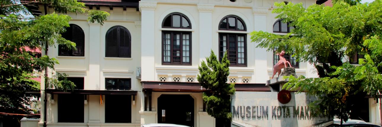Sejarah Kota Makassar Tempat Indonesiakaya Museum
