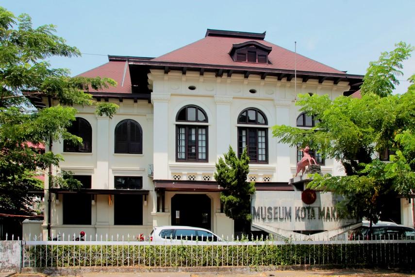 Sejarah Kota Makassar Tempat Indonesiakaya Sulawesi Selatan Museum Jalan Balai
