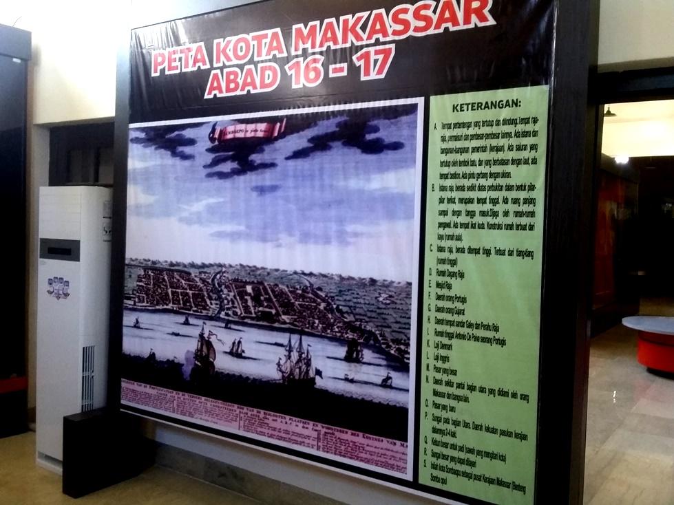 Sekilas Tentang Museum Kota Makassar Bukan Pajokka Etnis Semuanya Menarik
