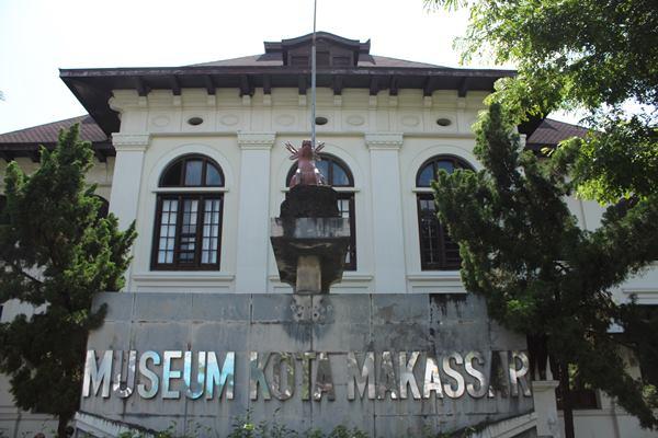 Seraut Wajah Museum Kota Makassar Ipul Ji Indonesiana
